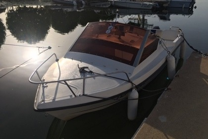 Charter Motorboat Steep 460 Thoissey