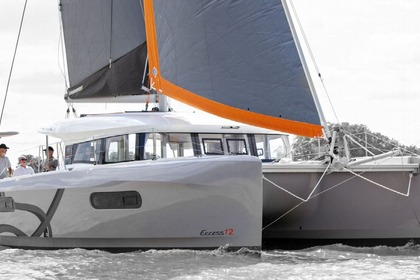 Rental Catamaran Excess 12 Lorient