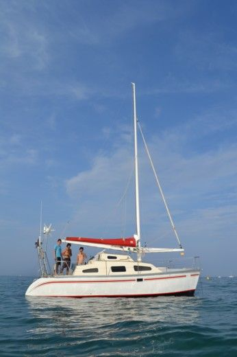 Catamaran Multi Hull Center Summer Twin 28 entre particuliers