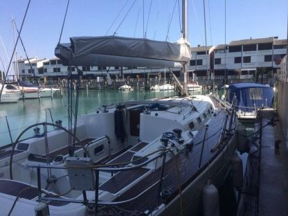 Rental Sailboat Beneteau First 47.7 Lignano Sabbiadoro