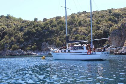 Charter Sailboat FRANCHINI modulo 37 Scario