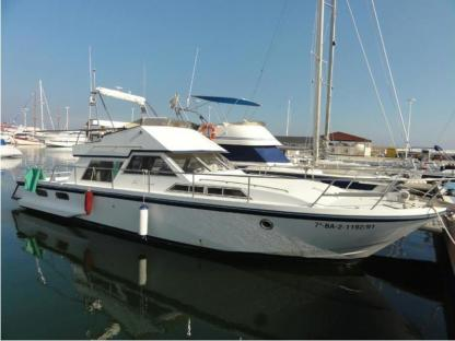 Charter Motorboat Guy Couach 11,50 Marseille