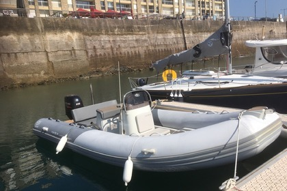 Rental RIB ZODIAC MEDLINE Saint-Cast-le-Guildo