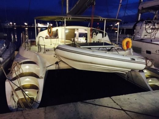 Fountaine Pajot Athena 38 in Lefkada for hire