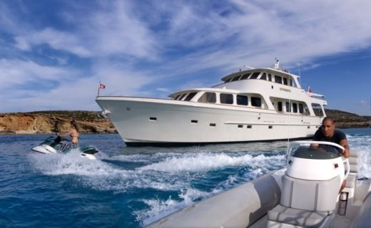 Luxury Yacht 24M in Malta peer-to-peer