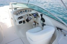 Motorboat Sea Ray 240