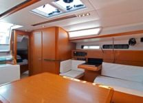 Rental Sailboat Jeanneau Sun Odyssey 449 Adria Wave Split