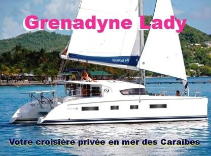 Location Catamaran Nautitech 441 Sainte-Luce