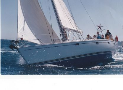 Charter Sailboat Jeanneau Sun Magic 44 Hyères