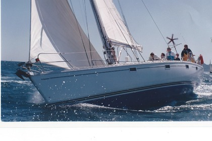 Rental Sailboat JEANNEAU SUN MAGIC 44 Hyères
