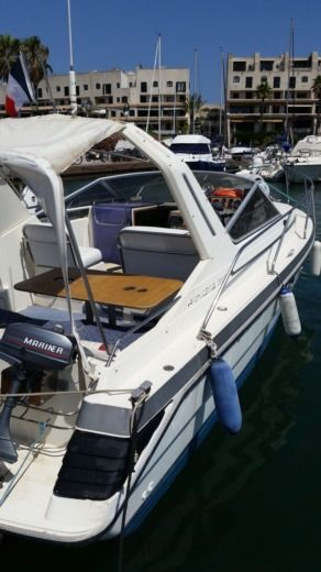 Project Marine Princess 266 in Cogolin for hire