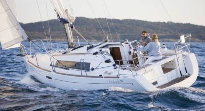 Charter Sailboat Beneteau Oceanis 31 Dl Arzon