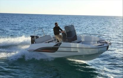 Rental Motorboat Flyer 5.5 Valencia