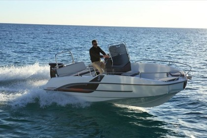 Hire Motorboat FLYER 5.5 Valencia