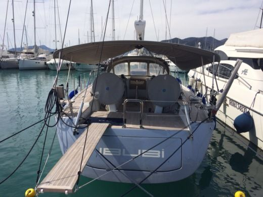 Sailboat Cantiere Del Pardo Grand Soleil 54 for rental