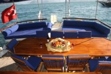 Rota Yachting Standart Gulet With 6 Cabin in Kos for rental