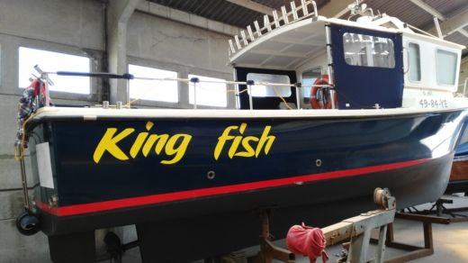 Motorboat King Fish 19 King Fish 19 for hire