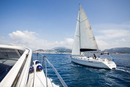 Charter Sailboat Beneteau Cyclades 43.3 Salerno