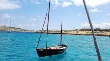 Sailboat Drascombe Lugger for hire