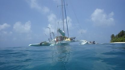 Rental Sailboat Rowsell Prototype Puerto Lindo
