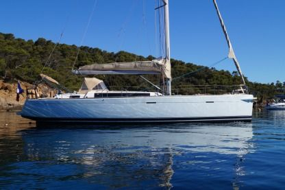 Rental Sailboat Dufour 485 Grand Large Le Lavandou