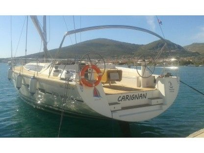 Rental Sailboat  D&d Kufner 54.1 Trogir