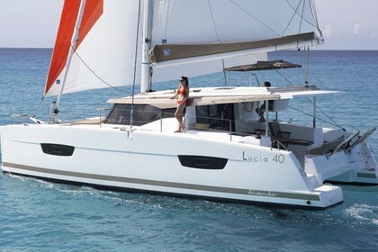 Rental Catamaran FOUNTAINE PAJOT Lucia 40 with watermaker Langkawi