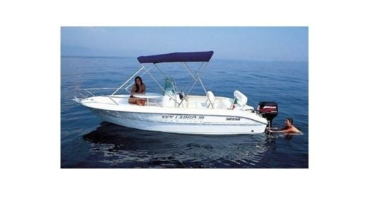 Motorboat Sessa Marine Key Largo for hire
