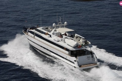 Location Yacht VERSILCRAFT 31m Cannes