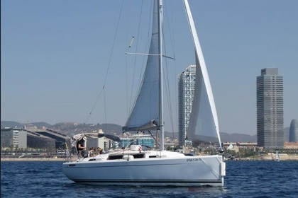 Rental Sailboat J BOATS 80 Barcelona