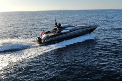 Location Yacht SUNSEEKER PREDATOR 75 Sorrente