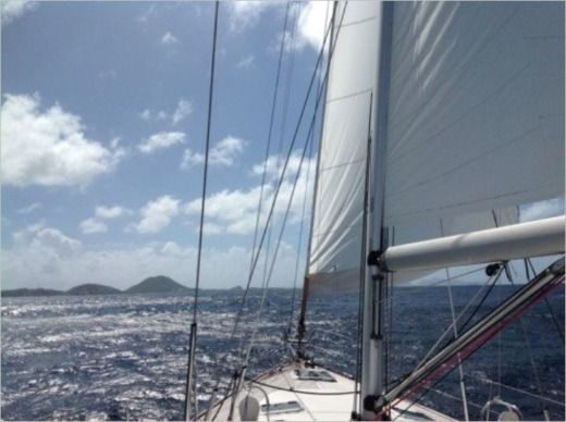 Jeanneau 54 Ds in Saint Vincent and the Grenadines for hire