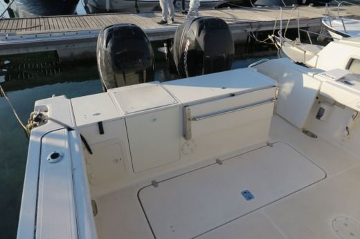 Motorboat Pursuit 3070Cc for hire