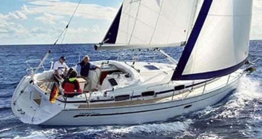 Sailboat BAVARIA 37 peer-to-peer