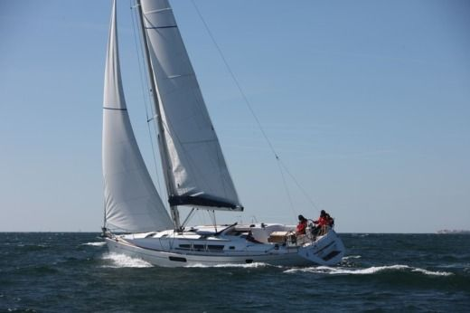 Sailboat Jeanneau Sun Odyssey 44I peer-to-peer
