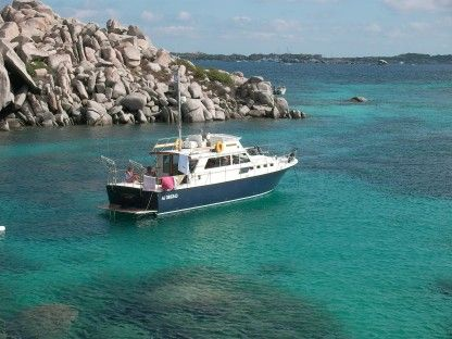 Charter Motorboat Sev Atlantic Propriano