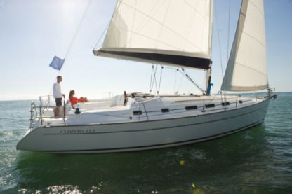 Rental Sailboat Beneteau Cyclades 43.4 Perigiali