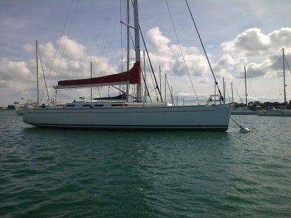 Charter Sailboat Grand Soleil 45 San Vincenzo