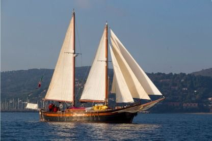 Rental Sailboat Leudo Ligure 20.50 M Porto Ercole