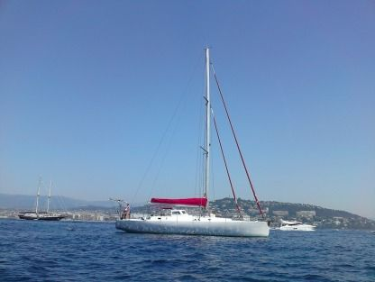 Rental Sailboat Chantier Esterel Steve 2 Gruissan