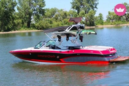 Hire Motorboat MASTERCRAFT X30 Page