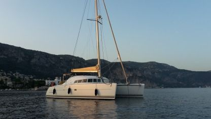 Rental Catamaran Cbn Lagoon 410 Cannes