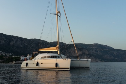 Hire Catamaran CBN lagoon 410 Cannes
