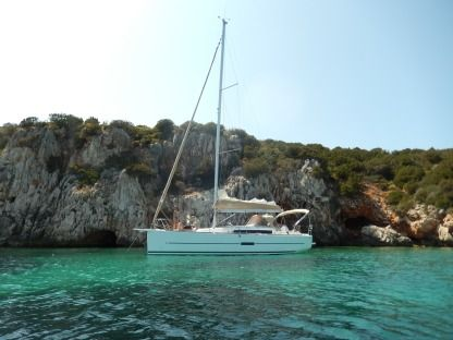 Charter Sailboat Daily Excursions Dufour 350 Alghero