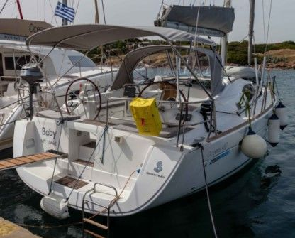 Charter Sailboat Beneteau Oceanis 40 Lavrion