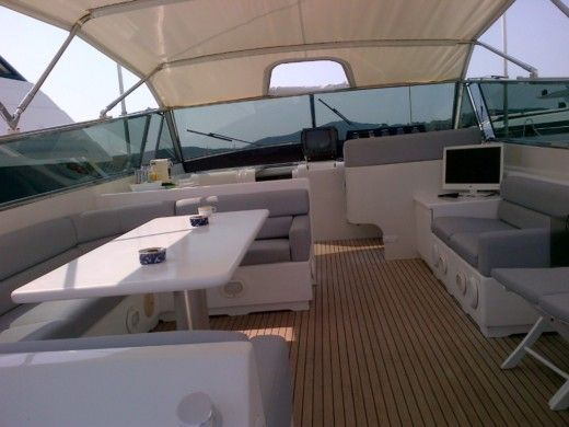 Motorboat ARNO Leopard Sport for hire