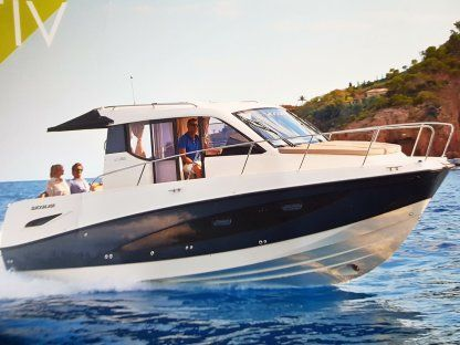 Rental Motorboat Quicksilver Activ 855 Audenge