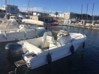 Motorboat Lomac Nautica Seabird 655 for hire