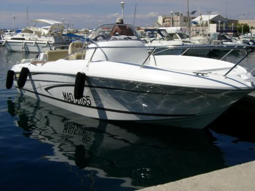 Motorboot Beneteau Flyer 650 Open