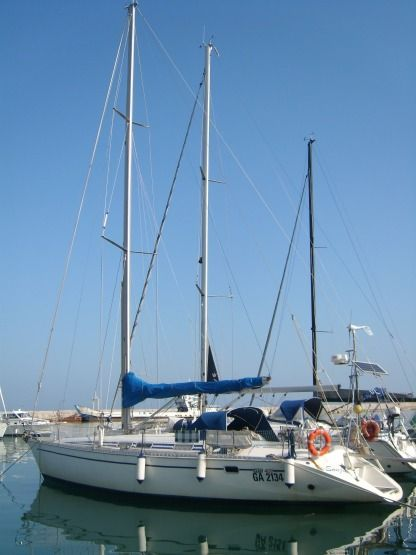 Charter Sailboat Elan 431 Greece